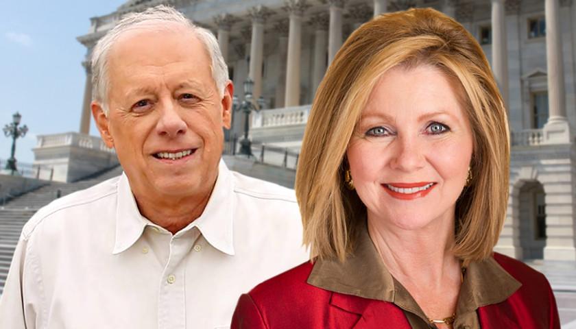 US Senate Bredesen and Blackburn