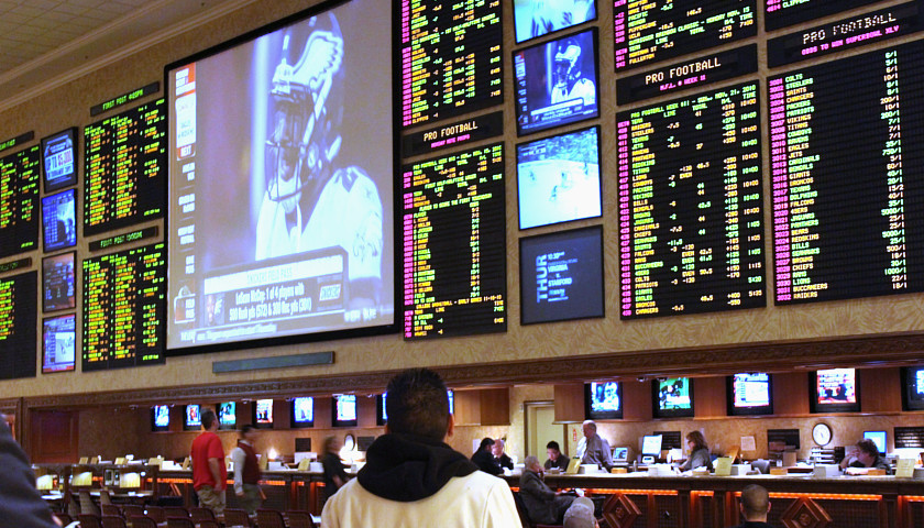 Sports Book Betting