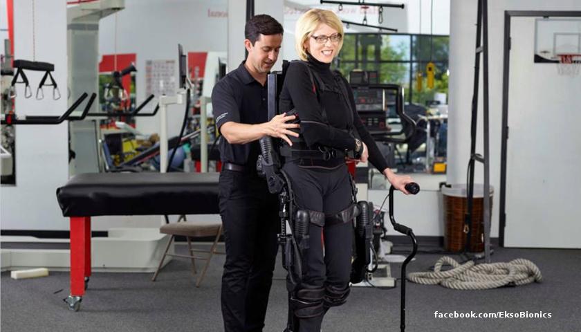 EksoBionics exoskeleton