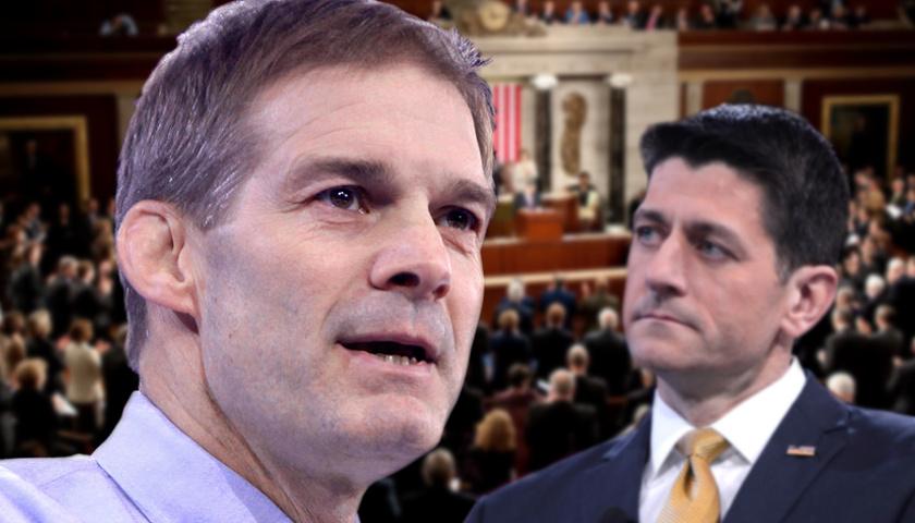 Jim Jordan, Paul Ryan