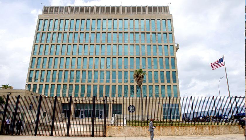 US Embassy - Havana, Cuba