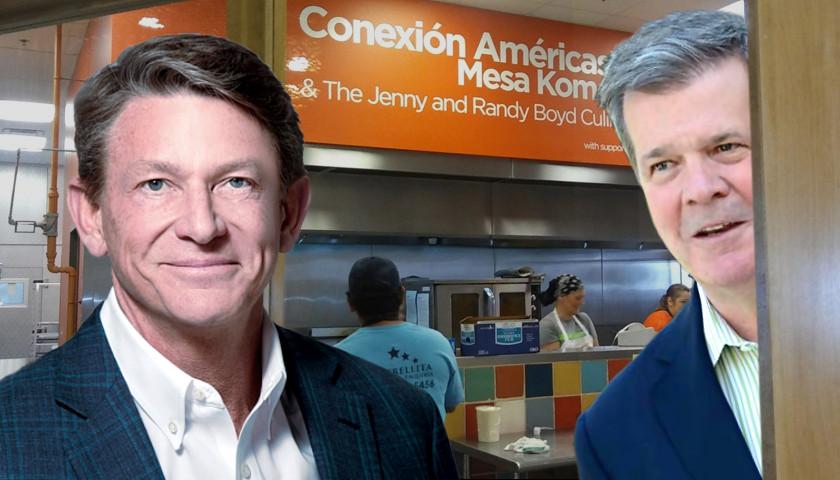 Randy Boyd, Karl Dean
