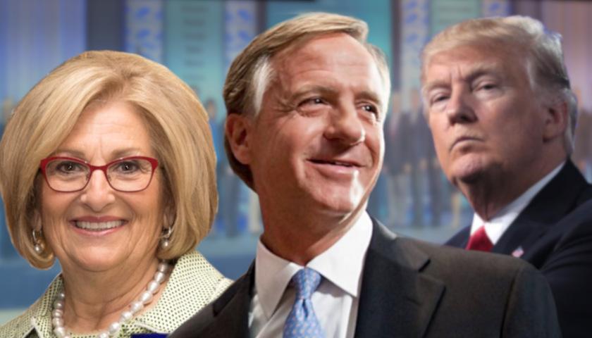 Diane Blakc, Bill Haslam, Donald Trump