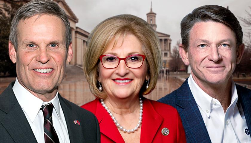 Bill Lee, Diane Black, Randy Boyd
