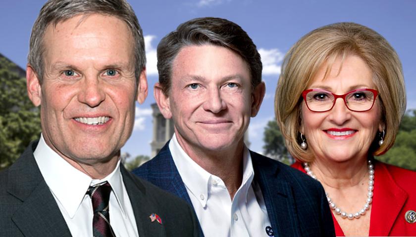 Bill Lee, Randy Boyd, Diane Black