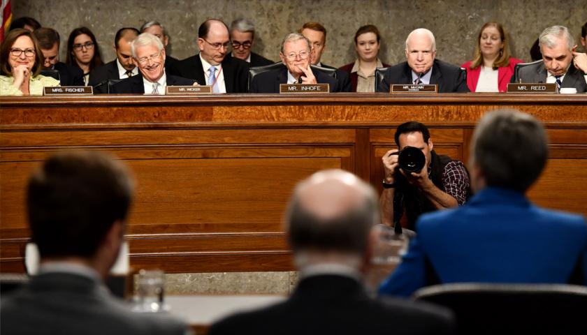 Senate Intelligence Committee (2017)
