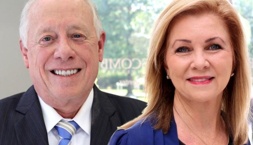 Phil Bredesen, Marsha Blackburn