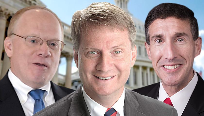 John Rose, Tim Burchett, David Kustoff