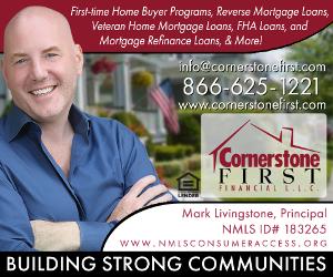 Cornerstone First Financial