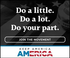 Keep America America
