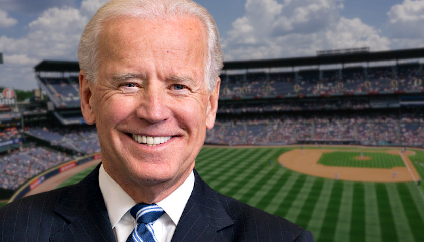 Biden and the All-Star Game