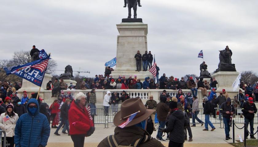 Capitol protest