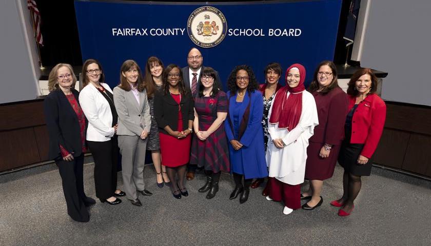 Fairfax County Public School Board