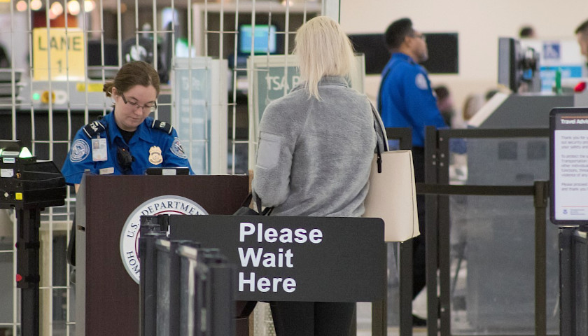 Transportation Security Administration agent