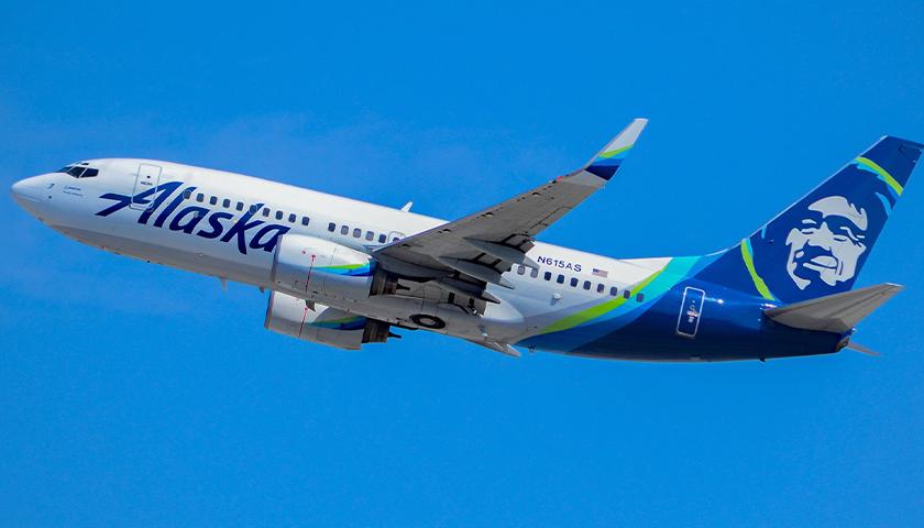 N615AS Alaska Airlines 2000 Boeing