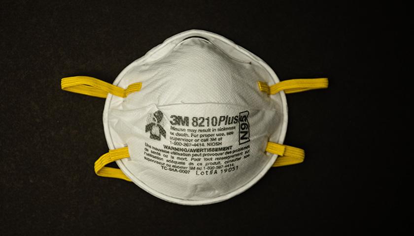 N-95 mask