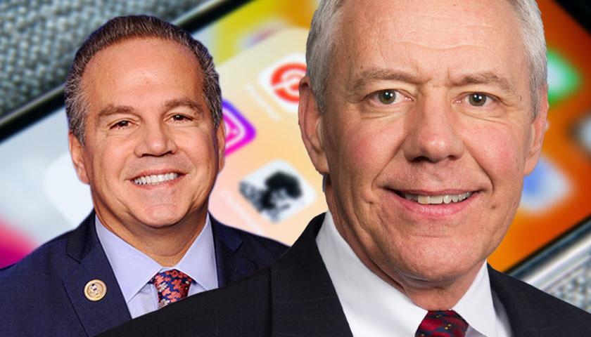 David Cicilline and Ken Buck