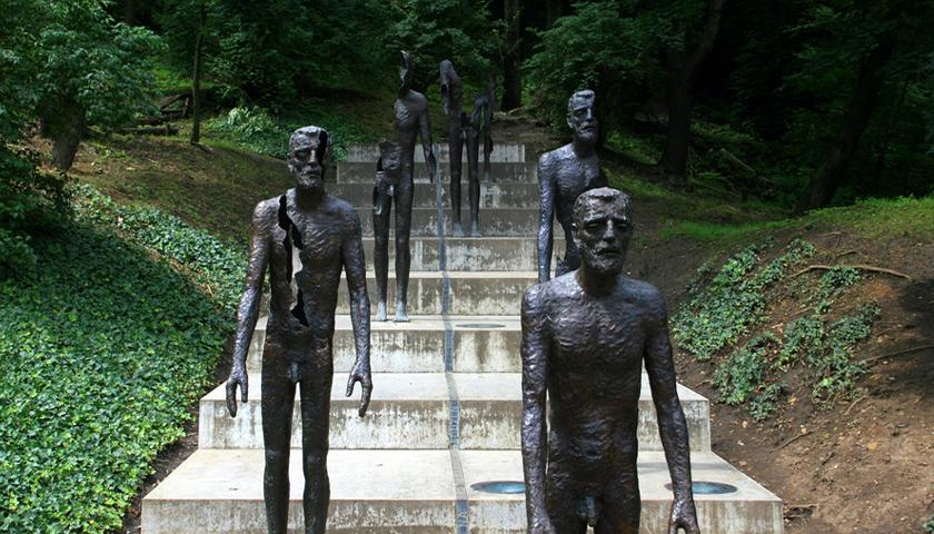 Olbram Zoubek Communism Victims Memorial